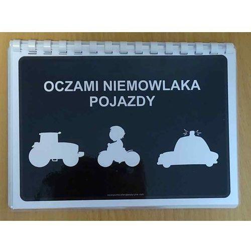 Oczami Niemowlaka Pojazdy - książeczka karty kontrastowe dla niemowląt (9788365702487)