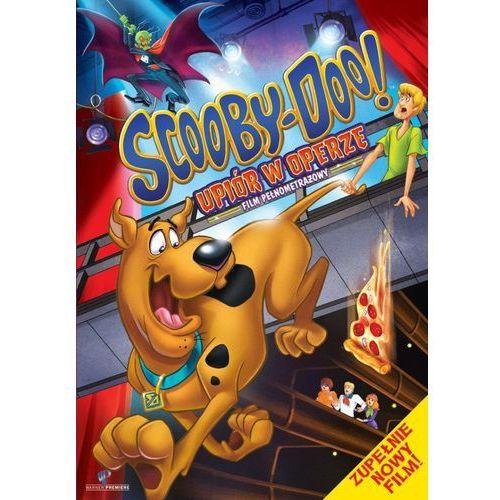 Scooby-Doo! Upiór w Operze (DVD) (7321909326217)