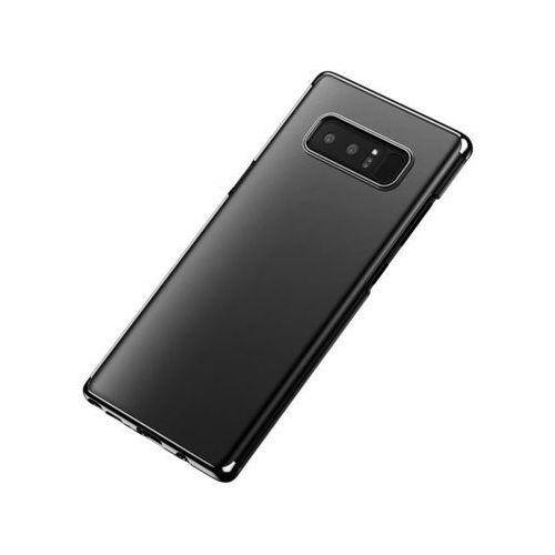 Etui Baseus glitter case Samsung Galaxy Note 8 czarne - Czarny, kolor czarny