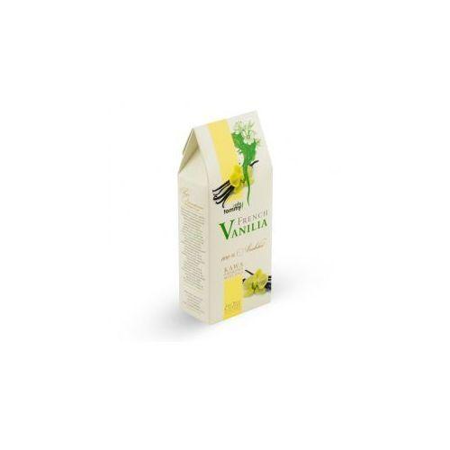 Kawa smakowa French Vanilia BOX mielona, KSFVMB200