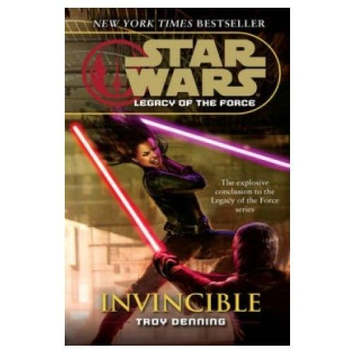 Star Wars: Legacy of the Force IX - Invincible (9780099491187)