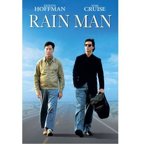 Barry levinson Rain man (1988) dvd