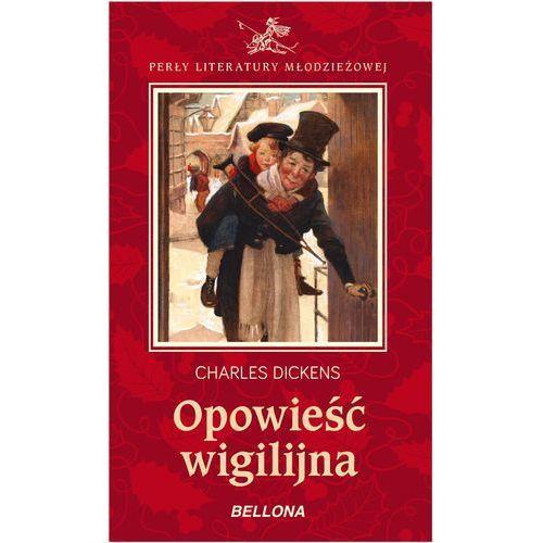 Opowieść wigilijna - Charles Dickens, Charles Dickens