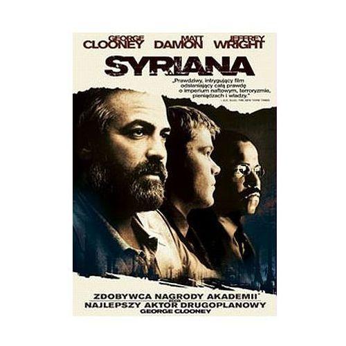 Syriana (dvd) - od 24,99zł darmowa dostawa kiosk ruchu marki Stephen gaghan