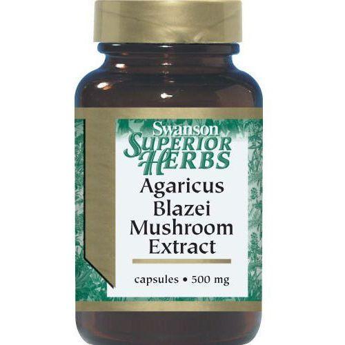 Grzybek Agaricus Blazei 90kaps z kategorii pozostałe zdrowie