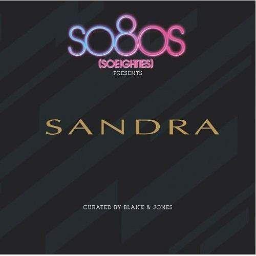 Sandra - so80s presents sandra - curated by blank & jones marki Universal music