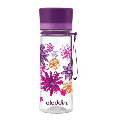 Butelka na wodę aveo 0.35l fioletowa marki Aladdin