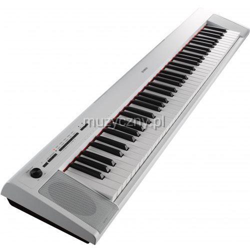 np 32 wh pianino cyfrowe, kolor biały marki Yamaha