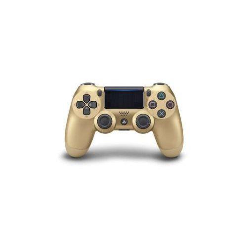 Sony interactive entertainment Kontroler bezprzewodowy sony playstation dualshock 4 v2 złoty (0711719895251)