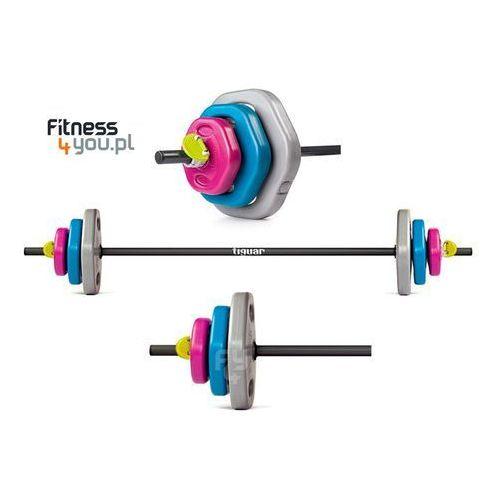 SZTANGA DO FITNESSU TIGUAR POWER GYM :: ZAUFANY SPRZEDAWCA :: TEL. 801000505 :: www.aerobik.fitness - produkt z kategorii- gryfy i sztangi