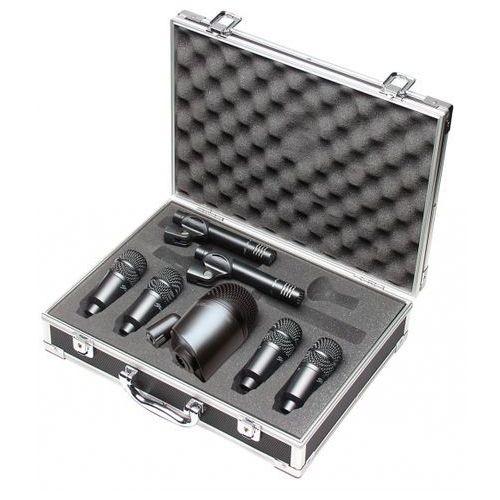 Stagg DMS 5700 H - zestaw mikrofonów perkusyjnych