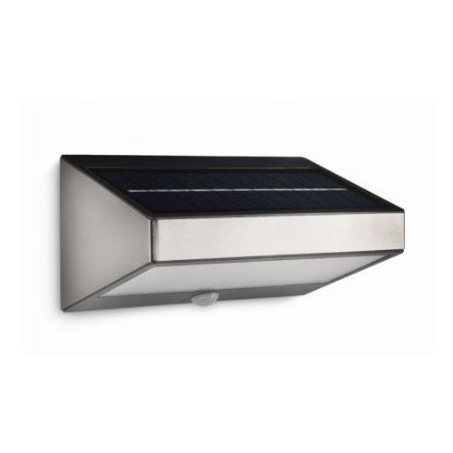 GREENHOUSE KINKIET OGRODOWY LED SOLAR Z CZUJNIKIEM RUCHU 17811/47/16 PHILIPS - produkt dostępny w Elektro-Dom