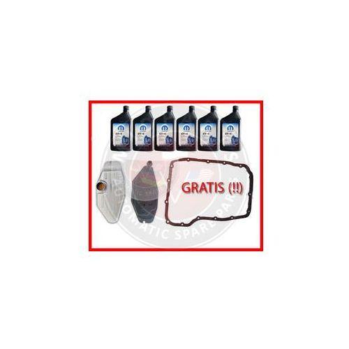 45rfe zestaw do wymiany oleju grand cherokee oem + uszczelka gratis marki Midparts