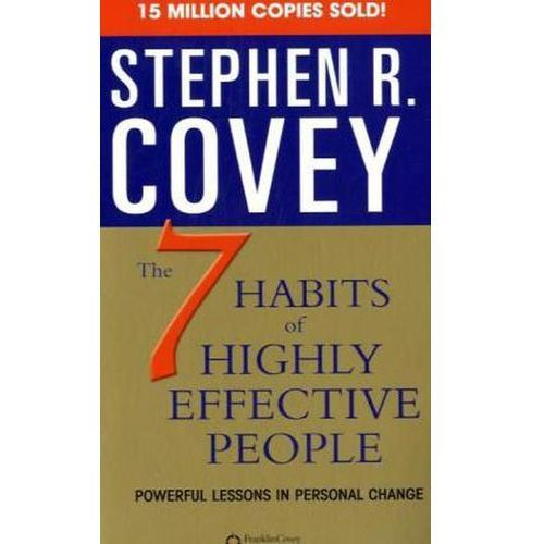 7 Habits of Highly Effective People Powerful Lessons in Per (9780684858395)