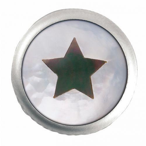 regler knopf,rund 6mm,1,2,3star, sc gałka potencjometru, round 6mm,1,2,3star, sc marki Warwick