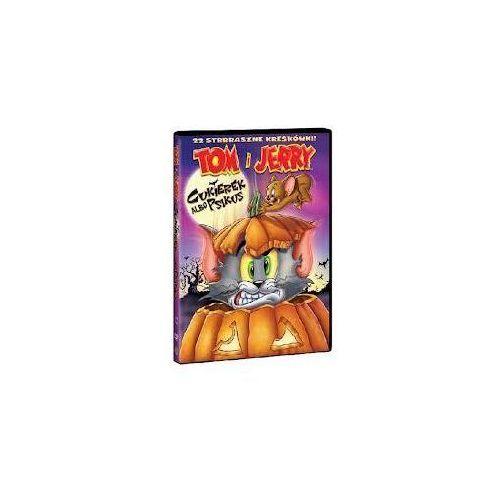 Tom i Jerry: Cukierek albo psikus (DVD) - Galapagos OD 24,99zł DARMOWA DOSTAWA KIOSK RUCHU