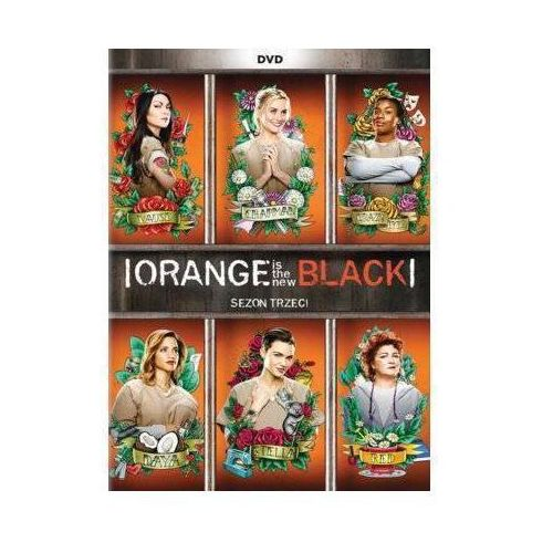 Orange Is The New Black. Sezon 3 (5DVD) (5903570160370)