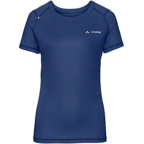eb6d6f987de6e7 VAUDE Hallett II Bluzka z krótkim rękawem Kobiety niebieski 38 2018 Koszulki  z krótkim rękawem (4052285621537) 142,99 zł Kategoria: Koszula; ...