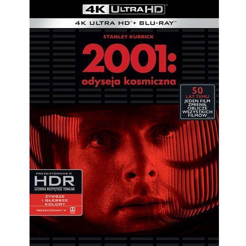 2001: ODYSEJA KOSMICZNA (3BD 4K) (Płyta BluRay)