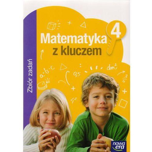 Matematyka z kluczem 4 Zbiór zadań - MADBOOKS = 100% ZAUFANIA! (144 str.)