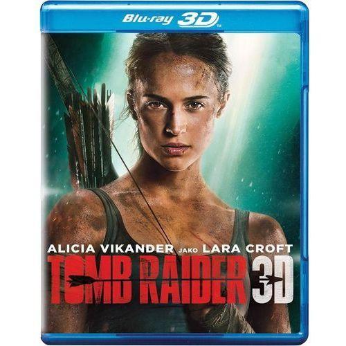 Tomb raider (2bd 3-d) (płyta bluray) marki Warner bros