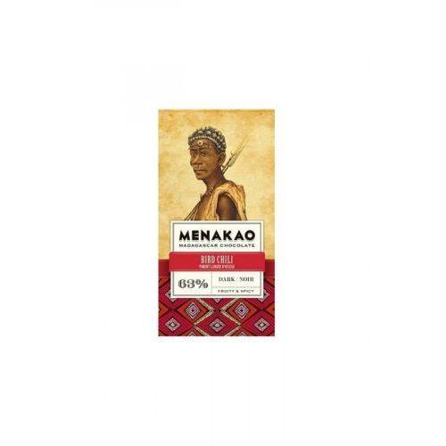 Czekolada Menakao 63% chili 65g (3760155712070)