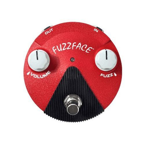 Dunlop ffm6 - band of gypsys fuzz face mini distortion