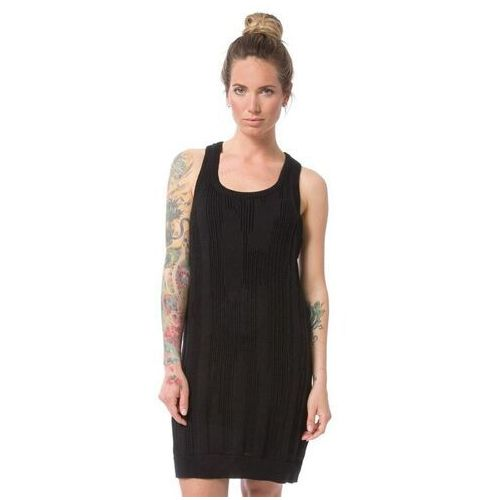 sukienka NIKITA - Kvinna Jet Black (BLK)
