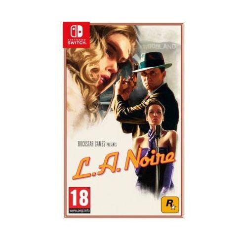 Rockstar games L.a. noire - produkt w magazynie - szybka wysyłka!