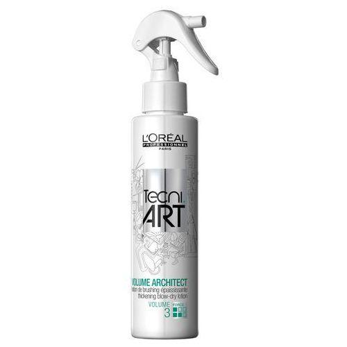 Loreal Tecni Art, Volume Architect, spray pogrubiający i dodający objętości, 125ml (3474630631809)