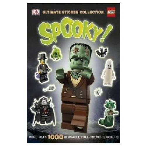 LEGO (R) Spooky! Ultimate Sticker Collection (9781409354345)