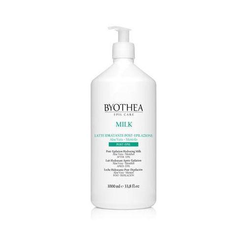 - Post-Epilation Hydrating Milk 1000 ml - Nawilżające mleczko po depilacji - 1000 ml, produkt marki Byothea
