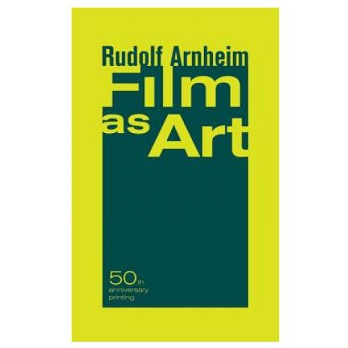 Film as Art, 50th Anniversary Printing