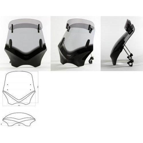 Mra Szyba przyciemniana (typ vfvtc) uniwersalna do motocykli bez owiewek