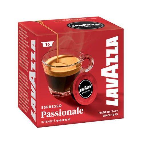 16szt a modo mio espresso passionale włoska kawa w kapsułkach import marki Lavazza