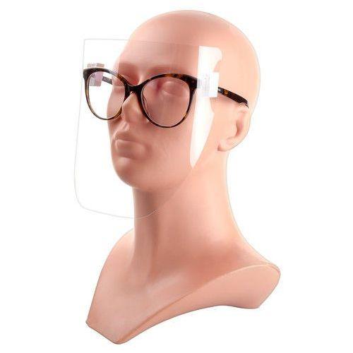 False Przyłbica doczepiana do okularów korekcyjnych