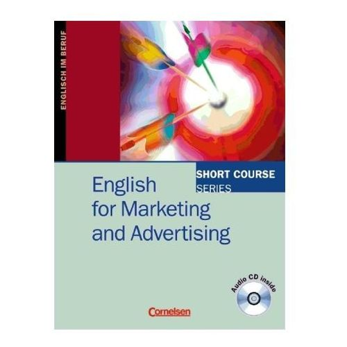 English for Marketing and Advertising, m. Audio-CD