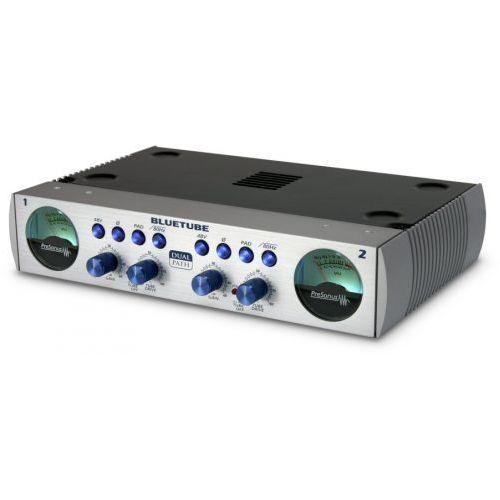blue tube dp v2 przedwzmacniacz mikofonowy 2-kanałowy marki Presonus