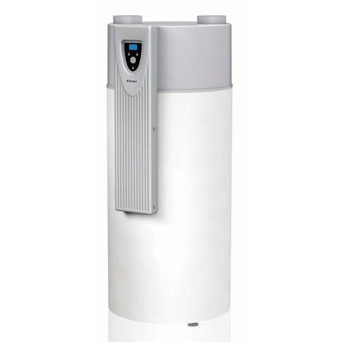 Bwp 30hs - pompa ciepła do podgrzewania ciepłej wody użytkowej z regulacją solarną i zintegrowanym wymiennikiem ciepła wyprodukowany przez Dimplex