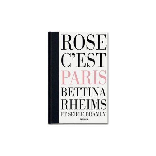 Rose, C'est Paris (9783836521499)