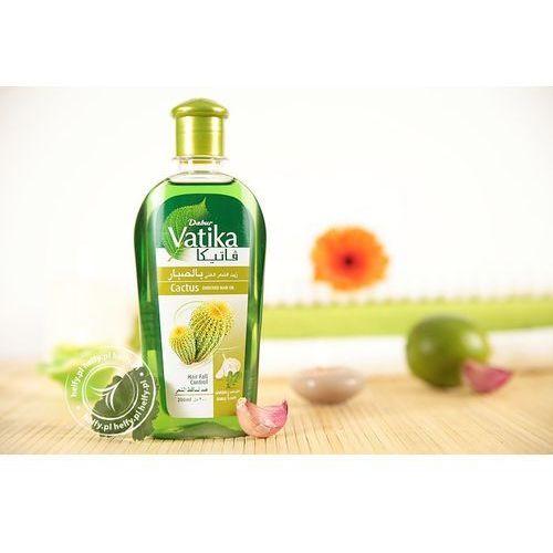 Vatika olejek wzbogacony kaktusem marki Dabur