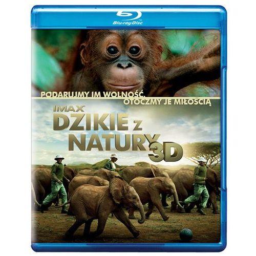 Dzikie z natury (Blu-ray 3D) (7321999318277)