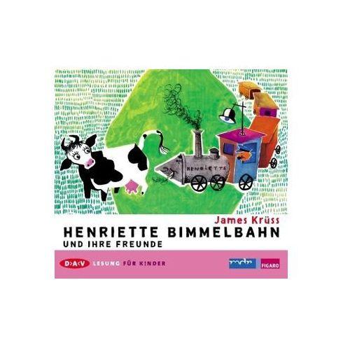 Krüss, james Henriette bimmelbahn und ihre freunde