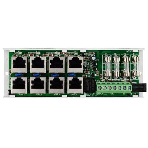 Pulsar Awz603 moduł dystrybucji zasilania do kamer ip (poe) poe4/0.5-1a/2,5/aw/r
