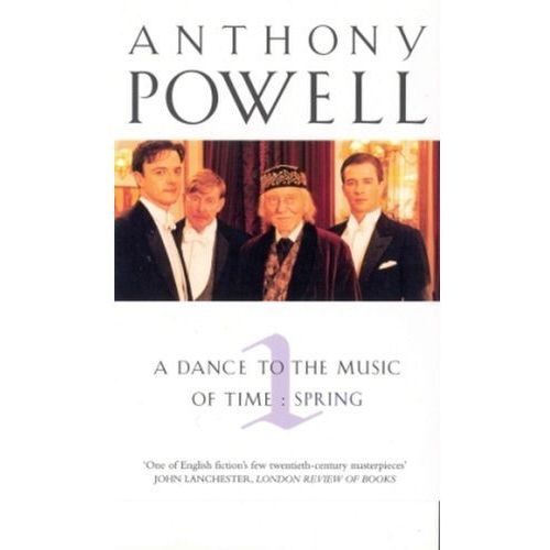 Dance to the Music of Time, Powell, Anthony