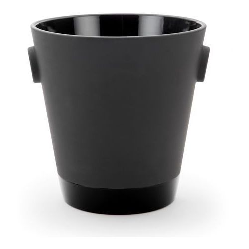 Cooler na butelkę szampana black terracotta marki Magisso