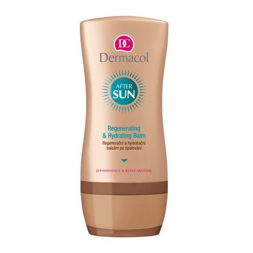 Dermacol After Sun nawilżający balsam po opalaniu (After Sun Regenerating & Hydrating Balm) 200 ml