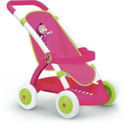SMOBY Masha - Wózek dla lalek, produkt marki Smoby