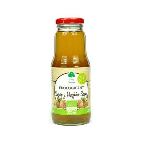 DARY NATURY 270ml Syrop z pączków sosny BIO