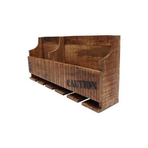 Rustykalna półka ścienna Farrier - produkt z kategorii- półki